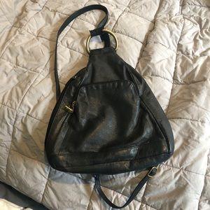 Handbags - 90s little black backpack